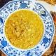Haferflocken-Möhren-Suppe