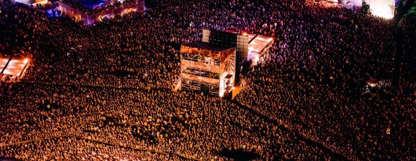 Deichbrand Festival 2015 | Festivalcatering