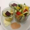 Verköstigung beim Bloggerfrühstück