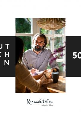 GUTSCHEIN FÜR KARMAKITCHEN 50,- EUR