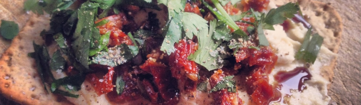 Yummy Hummus-Shizzle als Wachmacher